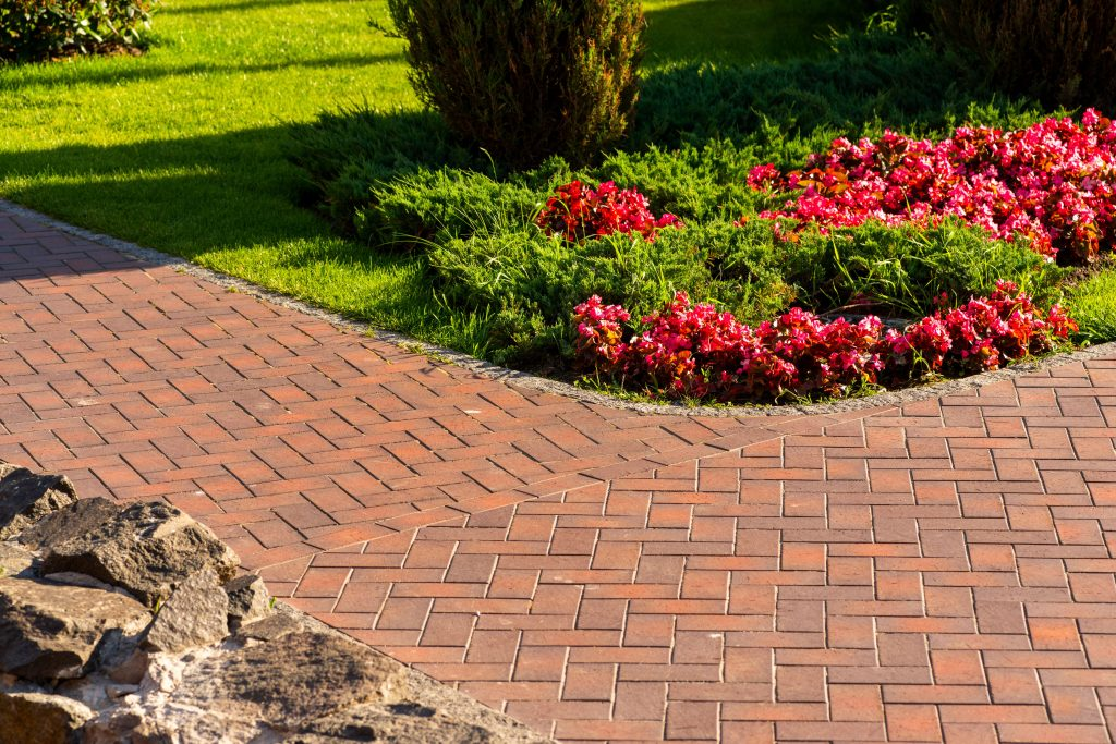 high quality driveway installed by our experts